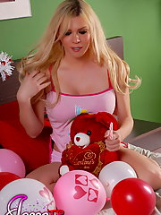 TS Jesse Seducing You To Be Her Valentine
