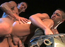 Late at night Dominic Pacifico is relegated to washing a filthy jeep. Sergeant RIcky Sinz walks up behind him and demands an impromptu inspection. Dominic oblig...