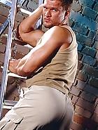 Hot muscular dude